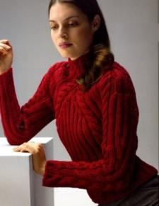 Пуловер-Laseta