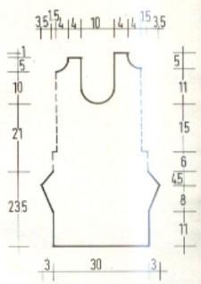 детский комплект спицами и крючком выкройка
