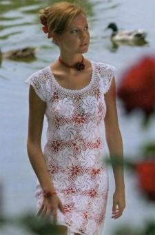 Платье «Вихрь»
