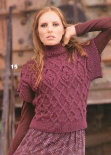 Пуловеры без рукавов