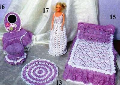 Вязание для барби