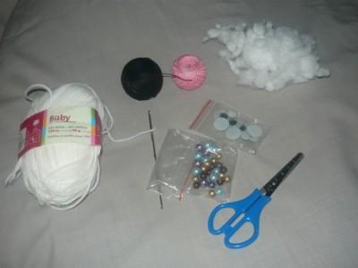 Инструменты и материалы для вязания