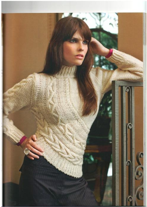 Пуловер для женщин.
