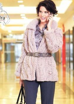 Укороченое пальто