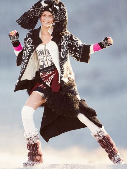 Что модно в вязании
