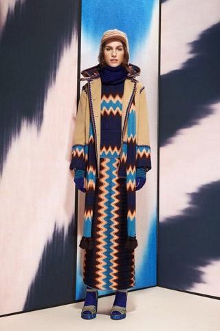 Вязаная мода осень - зима 2011 - 2012