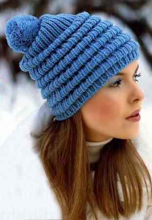 вязание шапочки, вязание спицами детских шапочек, вязание  шапочек модели и схемы бесплатно для детей, вязание шапок 2010, женские шапки спицами, что значит набрать дополнительной нитью вязание