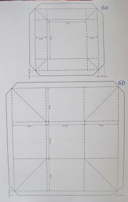 Коробочка  украшенная бисером оригами