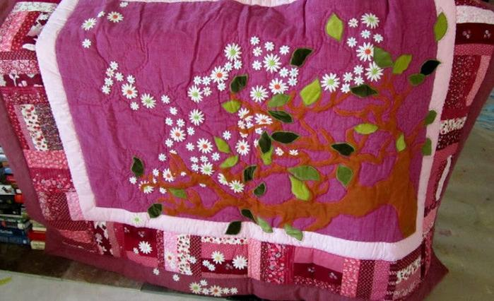 подборка ласкутного шитья для дома