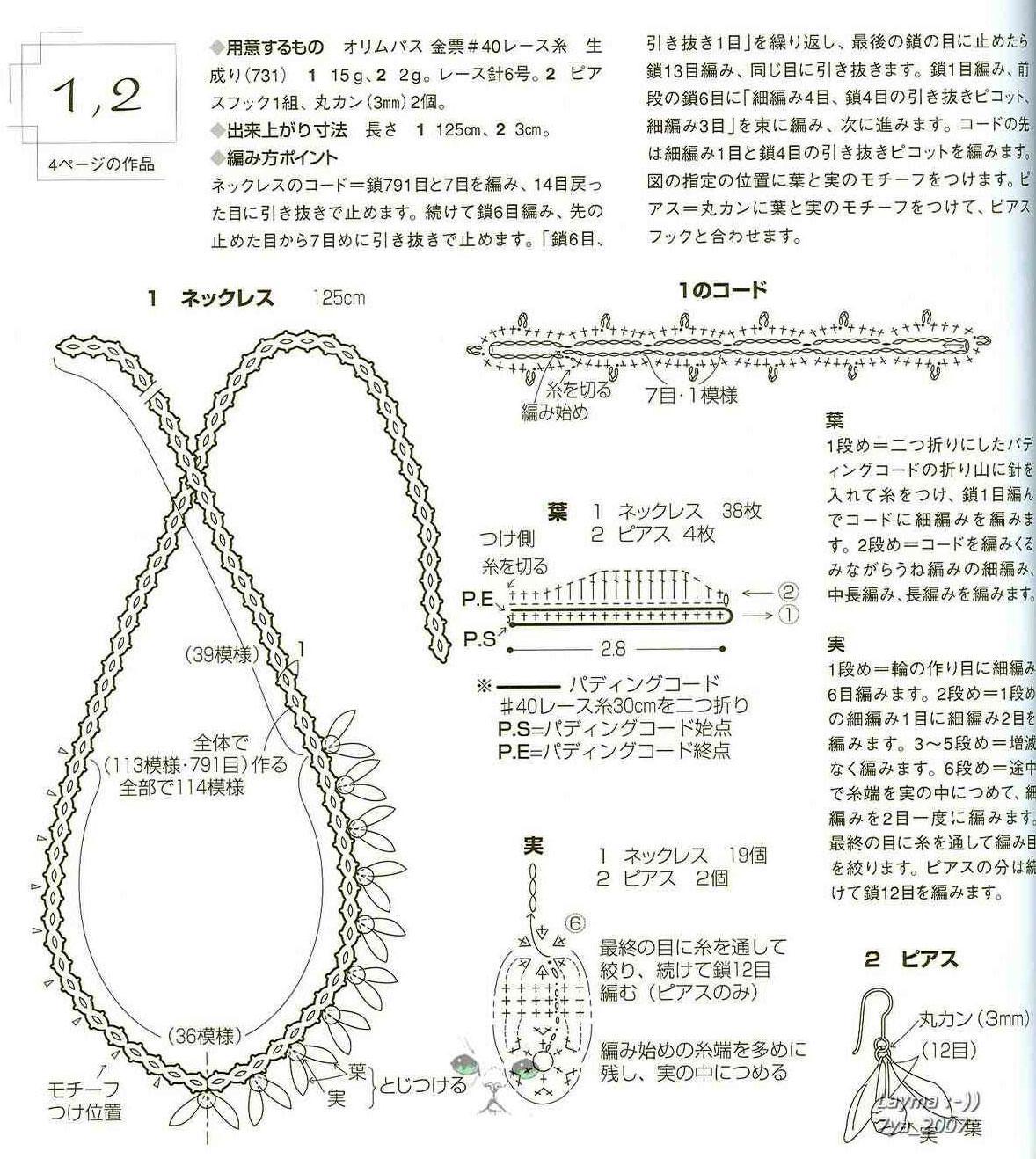 Вязание для женщины крючком