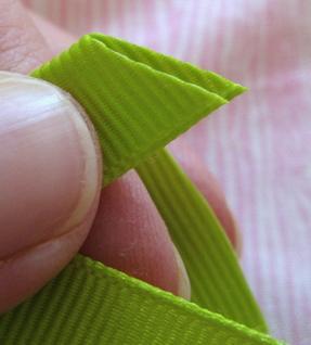 канзаши цветы из ткани