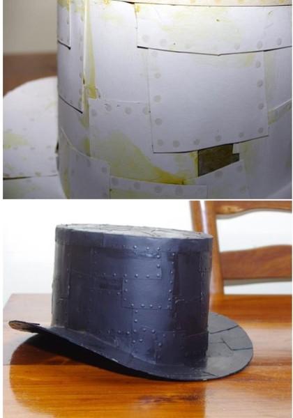 Делаем Steampunk шляпу