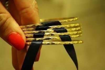 Красивый браслетик для девочки