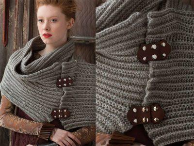 Модная вязаная коллекция 2014