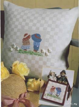 Картина, панно, схема вышивания