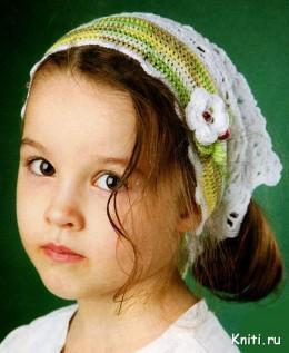 Косыночка девочке