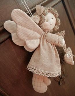 ангел кукла