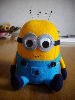 игрушка миньон